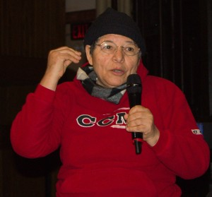 Maria Ofelia Navarrete, Deputy Minister of the Interior of El Salvador